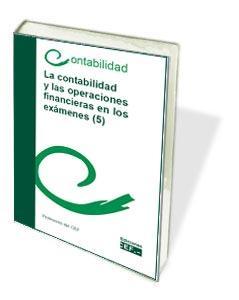 La contabilidad y las operaciones financieras en los exámenes (5)